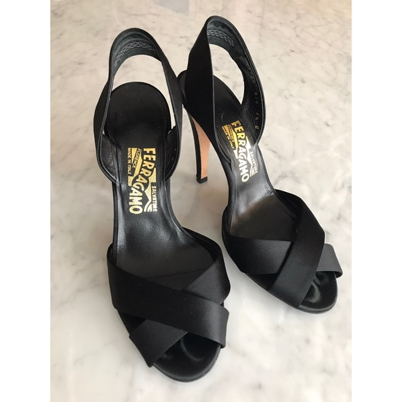 Salvatore Ferragamo Ponyhair Slingback Pumps sale great deals sale visit discount cheap really bB9dJHJG5E